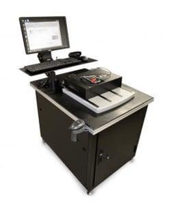 Iridium Production test system