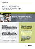 Vision Inspection for Food Industry
