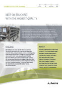 Keep on Trucking with the Highest Quality: Automated Part Assembly & Verification