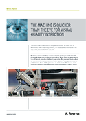 WHITE PAPER: The Machine Is Quicker Than the Eye for Quality Inspection
