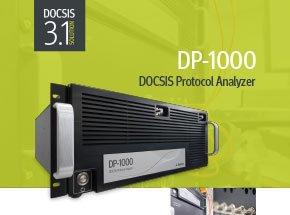 DP-1000 DOCSIS Protocol Analyzer