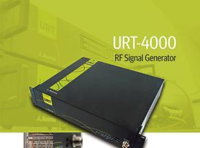 URT-4000 RF Signal Generator for AM/FM, HD Radio, Sirius/XM, GPS and More