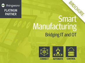 Cover - Smart Manufacturing: Bridging IT and OT Brochure