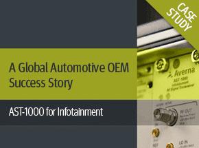 Cover - A Global Automotive OEM Success Story Case Study