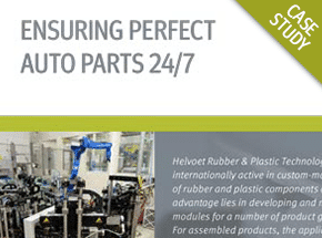 Cover - Automated Vision-Based Solution Ensures Perfect Auto Parts Case Study