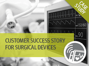 Cover - Customer Success for Surgical Devices Case Study