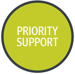 Priority Support