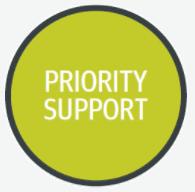 Priority SupportIcon