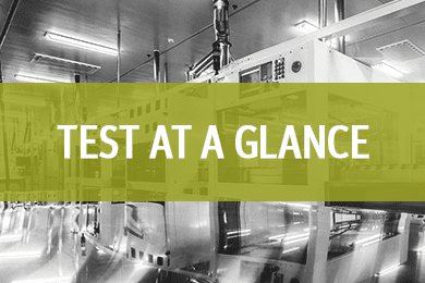 Test at a glance