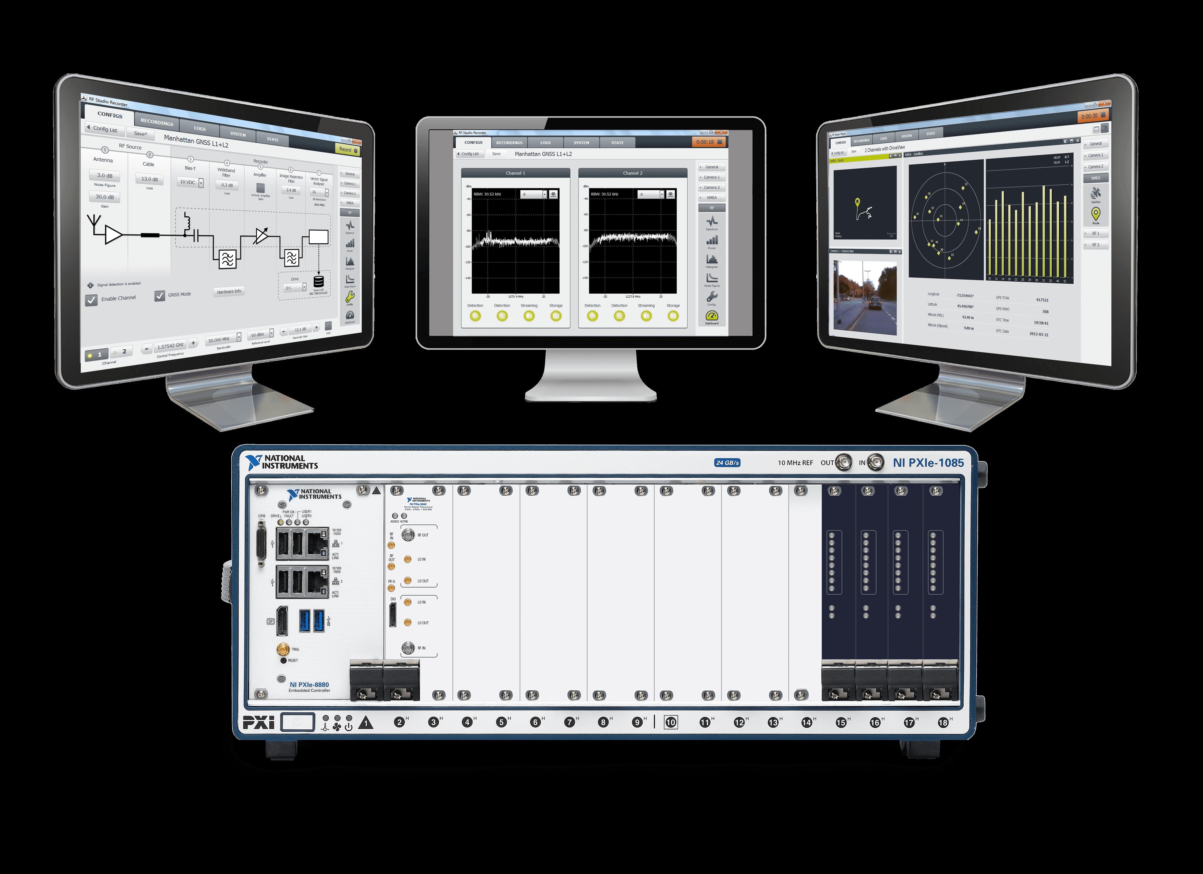 RP 6500 FrontScreen