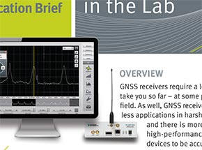 RF Studio for the USRP – Application Brief