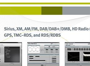 URT RF Signal Toolkits for Sirius, GPS, TMC & More