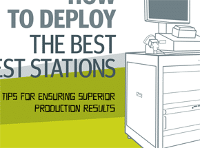 Test Station Manufacturing Tips