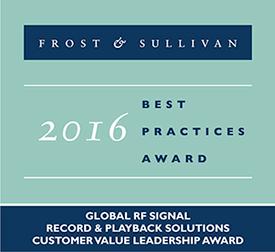 Frost & Sullivan Acclaims Averna's RP-6100