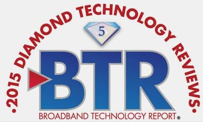 DP-1000 Receives 5-Diamond Review from BTR