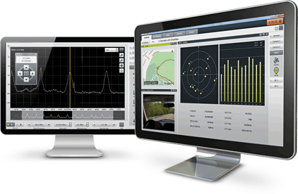 Monitors with RF Studio™ – RF Record & Playback Software
