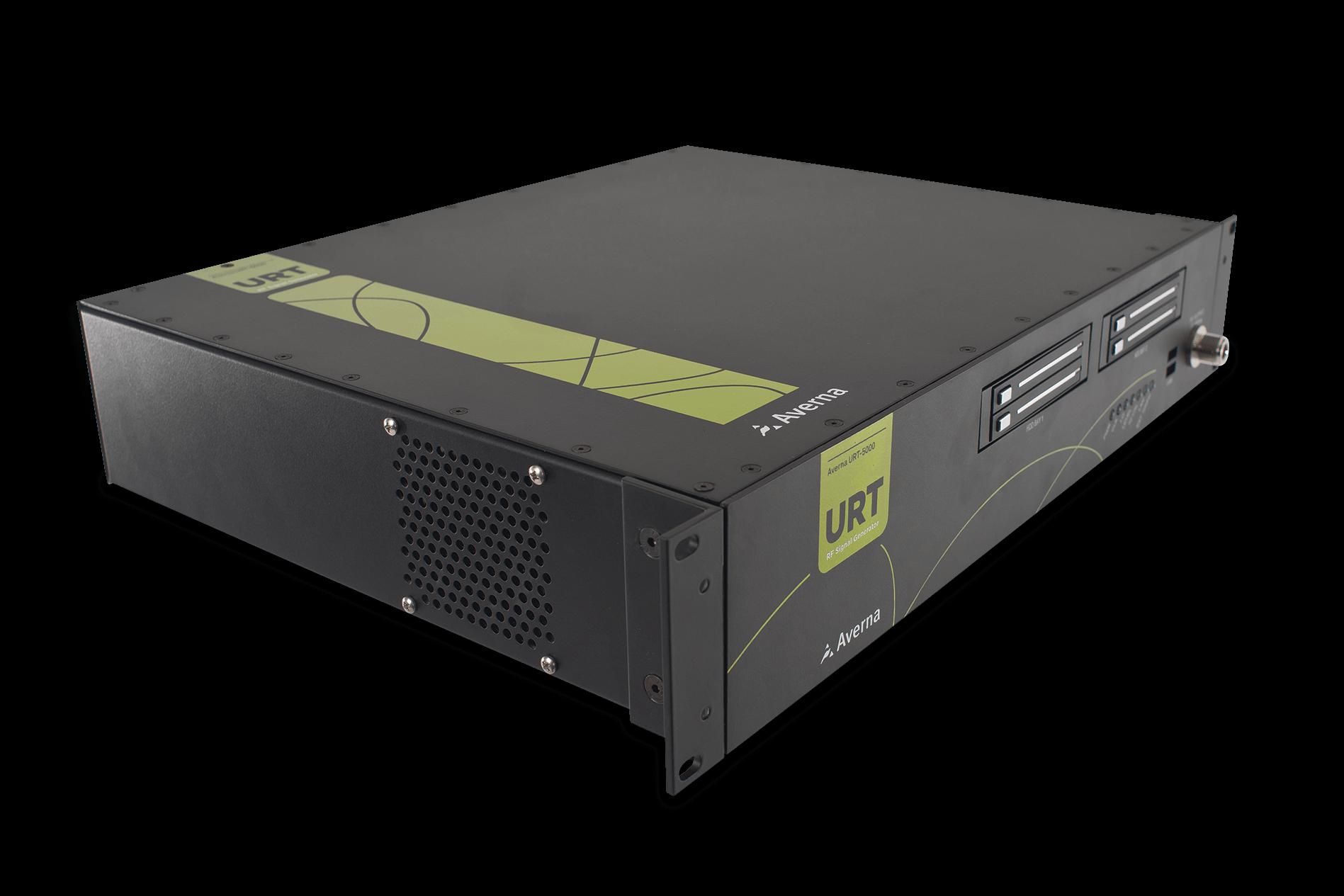 URT-5000 RF Player and Signal Generator