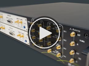 RP-6100 Multi-Channel RF Record & Playback Solution
